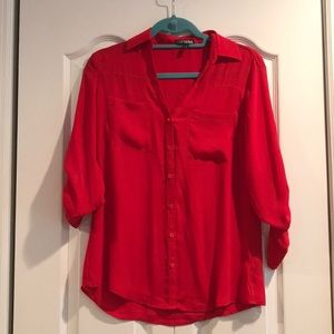 Express Portafino Shirt 🍅